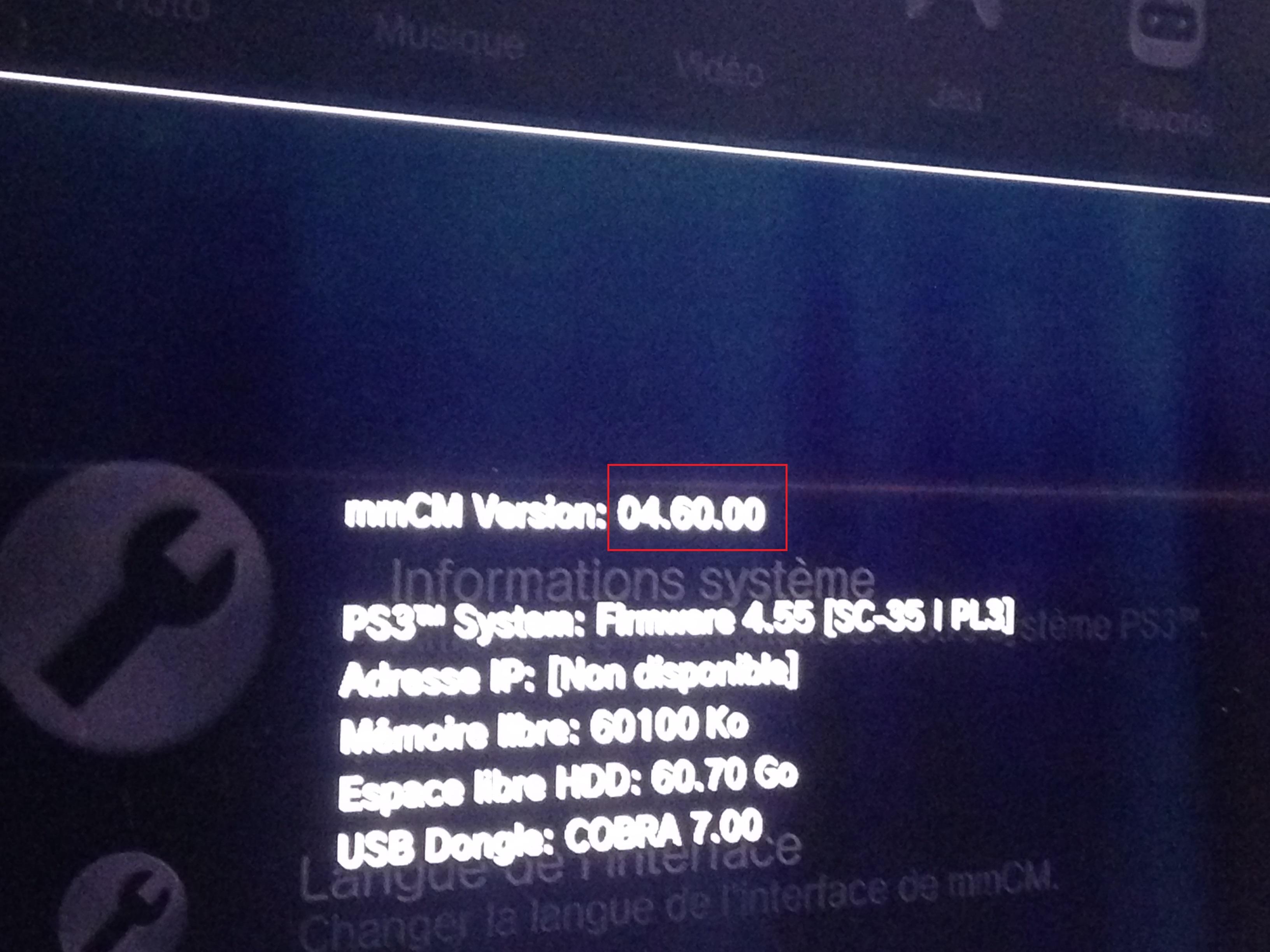 comment installer cfw habib 4.60